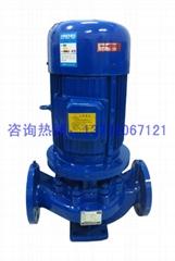 ISG管道離心噴淋泵