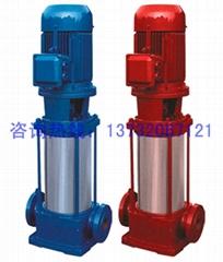 GDL立式增壓多級泵