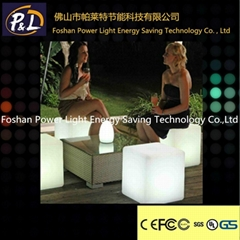 led furniture lighting chair