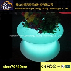 Light up LED Table for Coffee Shop / Bar