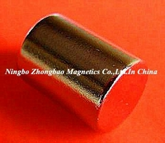 The speaker magnets