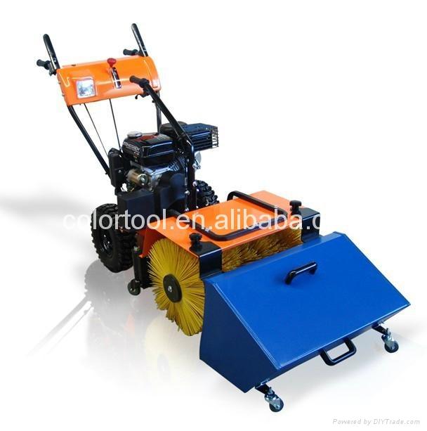 snow cleaning machine price