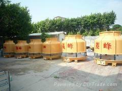 莆田塑胶厂制冷冷却塔