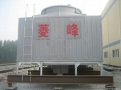 淮南不鏽鋼方形冷卻塔