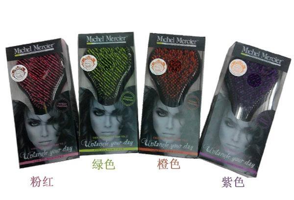 Michel Mercier Hair Brush for NORMAL HAIR 5