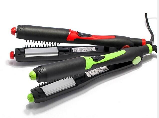 4 in 1 multifunctional hair curler and hair straightener
