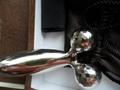 MTG Platinum Electronic Roller ReFa CARAT PEC-L1706 Massager NEW