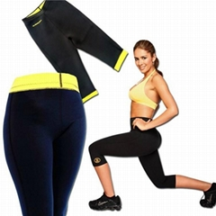 Super Strench Neoprene hot shapers As Seen On TV Women Slim Sport Body Shaper