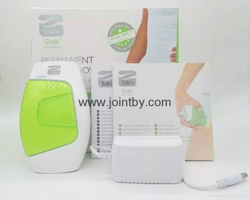 Silk'n Glide At Home Hair Removal Kit 3