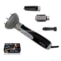 Hair Rotating styler as seen on tv 4 in 1 multifunctional rotating curler