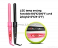 Interchangeable Hair Style Tool 5 in 1 Curling Wand 5P Ceramic Hair Curler