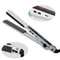 Brand Titanium Plate Hair straightener  Nano titanium Hair Flat Iron  2