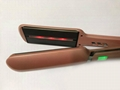 Professional Infrared Hair Straightener Infrared Flat Iron with 2 inch Plate
