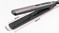 Waterproof Ceramic heating fast Hair straightener MCH flat iron straightener