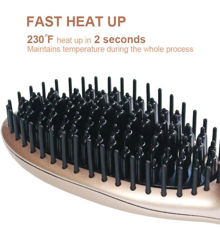 Magic Straight Hair Styling as seen tv Straightening Comb Fast Hair straightener 2