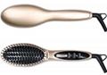 Lcd Display Hair Curler Brush Hair Curling Iron Zh901b