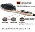 Magic Straight Hair Styling as seen tv Straightening Comb Fast Hair straightener 4