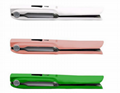 Battery Operate USB Hair Straightener  Wireless Flat Iron