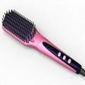 Professional Negative ion hair styling tools Anion Hair Straightener Comb Brush