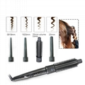 Interchangeable 4 in 1 Hair Curing Set