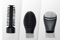 Hot Hair dryer Comb 3 IN 1 HAIR DRYER STYLER SET  5