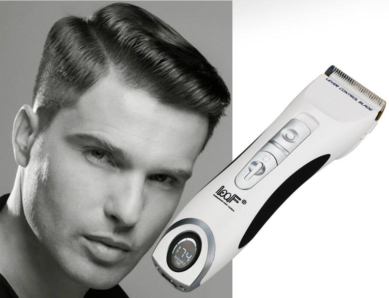 Professional Salon Use Personal Wireless Hair Clippers with High Quality 1