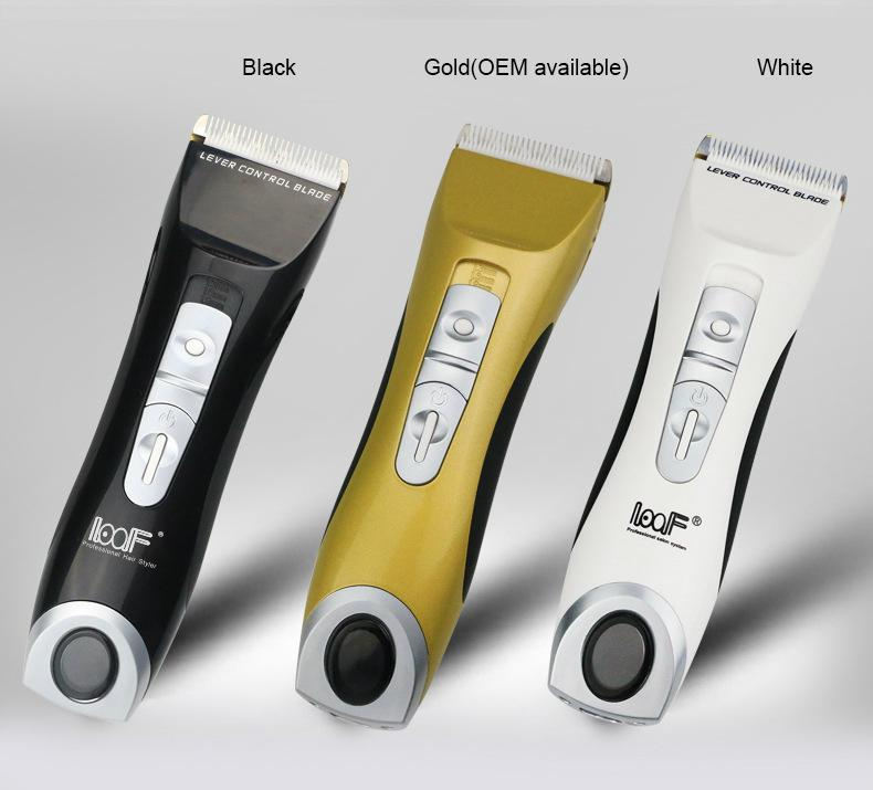 Professional Salon Use Personal Wireless Hair Clippers with High Quality 3