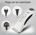 Professional Salon Use Personal Wireless Hair Clippers with High Quality 7