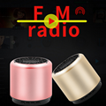 Wholesale Wireless Mini 300mAh Polymer 3W Bluetooth Speaker with TF Card