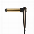 NEW V1 Smart Memory Curly Hair Stick T Shape 24K Gold Curling Iron Styling tool