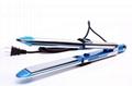 BABYLISS Stainless Pro Nano Titanium 1 inch PRIMA 3100 Flat Iron / Curling Iron