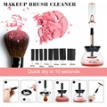 Professional Makeup Brush Cleaner and Dryer Machine 3