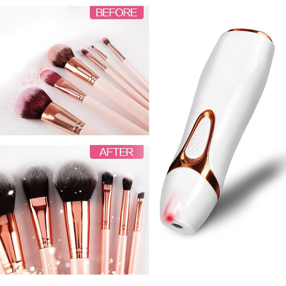Professional Makeup Brush Cleaner and Dryer Machine 4