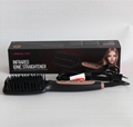 Lescolton Professional Ionic infrared hair straightener brush