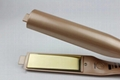 TYME Hair Styler Flat Iron Gold Plated Titanium Wholesale Price 5