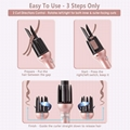 Ufree Automatic Hair Culer Spiral Hair Roller Curling Wand
