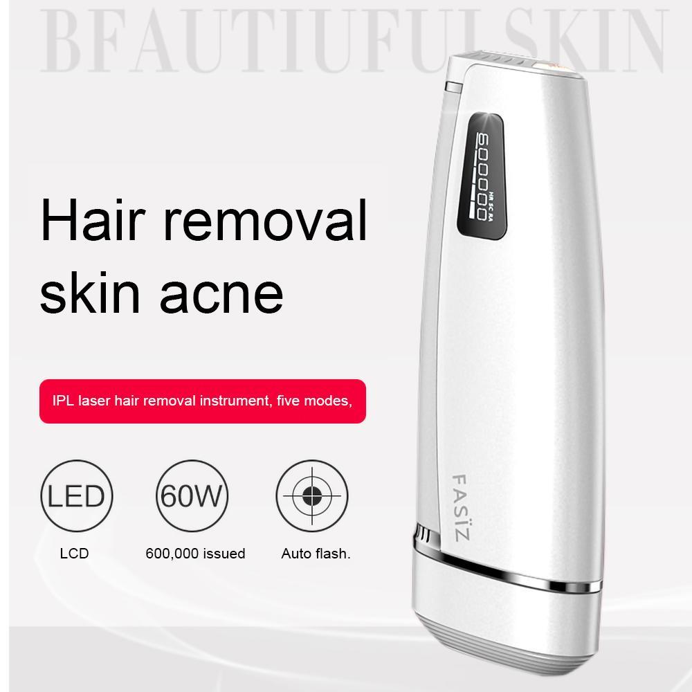 Fasiz IPL Epilator Permanent Hair Removal Laser 3 in 1