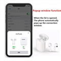 High Quality Apple Bluetooth headset Airpods for iPhone