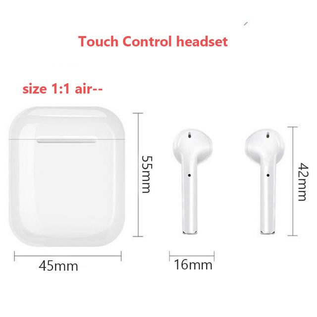 High Quality Apple Bluetooth headset Airpods for iPhone  2