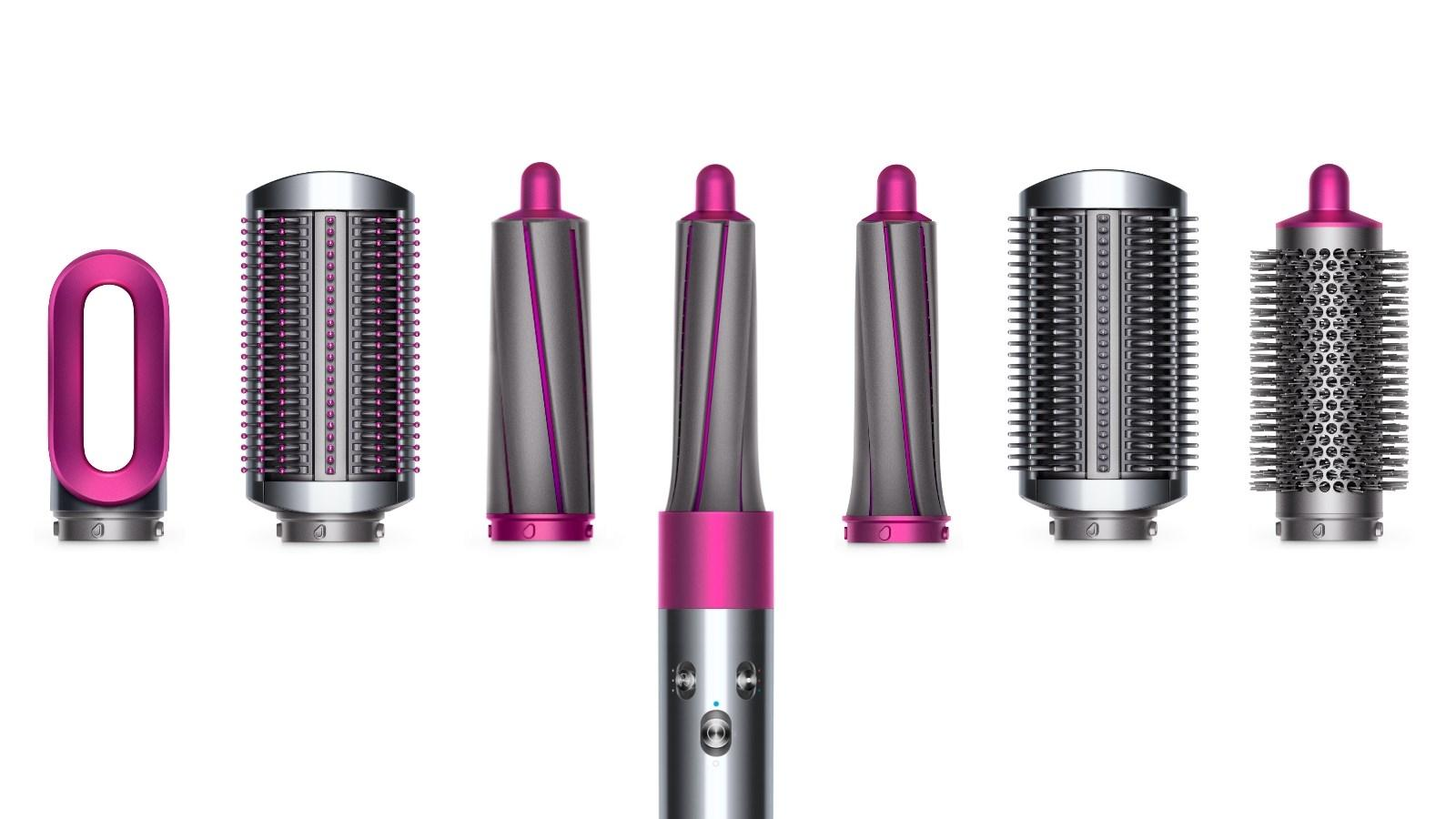Hair Styler Set High Quality 1:1 Dyson Airwrap Complete  3