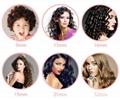 Twist Hair Curler Mini Curling iron Curly Hair Styler Easy for men & women