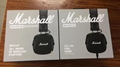 Marshall Headphones MONITOR BLUETOOTH MID A.N.C MODE EQ 4