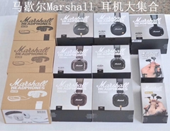 Marshall Headphones MONITOR BLUETOOTH MID A.N.C MODE EQ