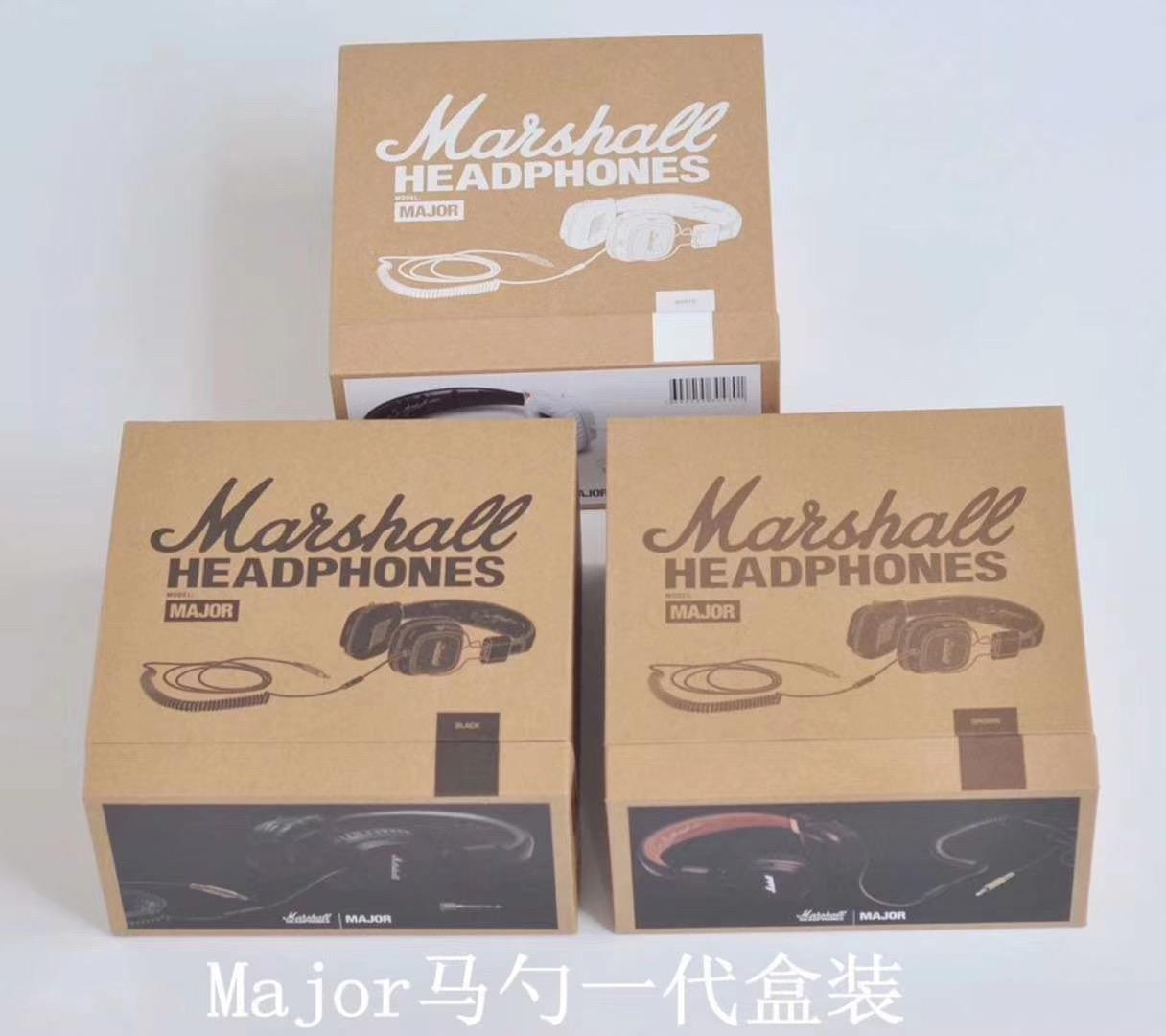 Marshall Headphones MONITOR BLUETOOTH MID A.N.C MODE EQ 8