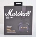 Marshall Headphones MONITOR BLUETOOTH MID A.N.C MODE EQ 10