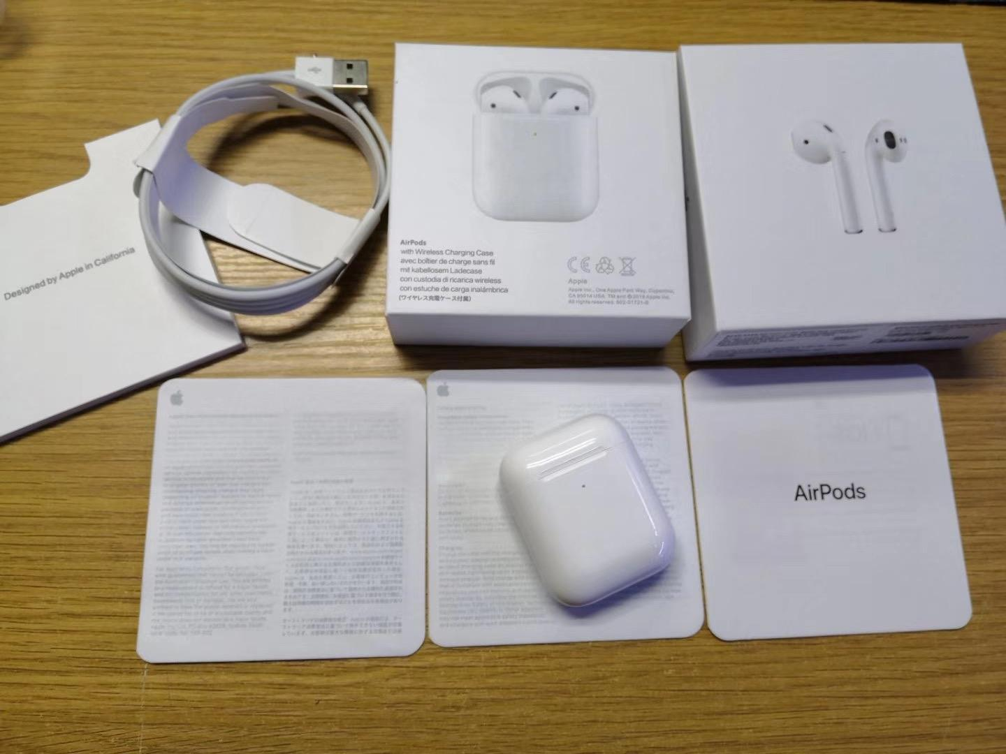 High Quality Apple Bluetooth headset Airpods2 for iPhone  5