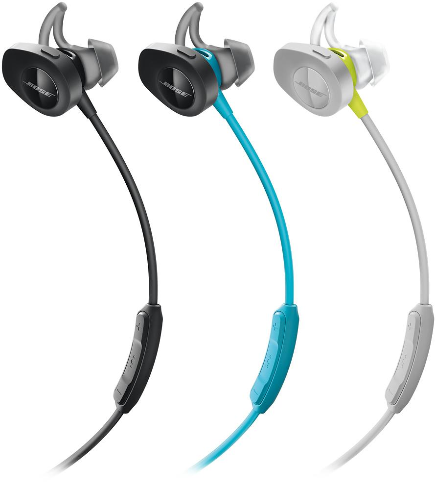 Bluetooth SoundSport Wireless In-Ear Headphones 2