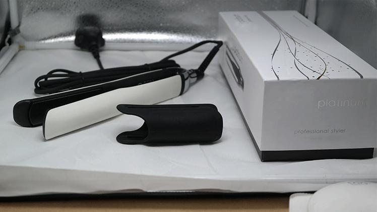 GHD Platinum Styler Straightener Black and White GHD Discount Price 7