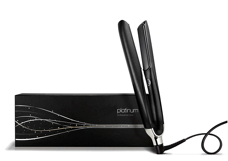 Best Price ghd platinum styler Black and White color  1