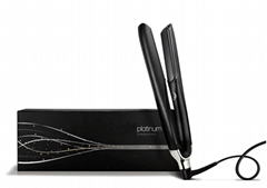 GHD Platinum Styler Straightener Black and White